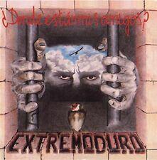LP EXTREMODURO ¿DONDE ESTAN MIS AMIGOS?  VINILO+CD