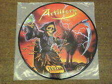 """ARTILLERY Jester/ Fly- 7"""" PICTURE-DISC"""