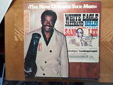 GERMANY BITON LP RECORD/SAMMY LEE/WHITE EAGLE JAZZ BAND BERLIN/NEW ORLEANS SAX