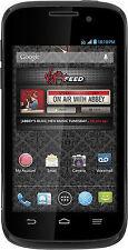 ZTE Reef N810 - 4GB - Black (Virgin Mobile) Smartphone