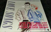 """LOVE SONGS """"16 CLASSIC LOVE SONGS """" LP (1984) TELSTAR STAR 2246 VG VINYL"""