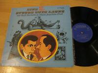 LP Eine 2. Stunde Gute Laune Herricht & Preil LITERA 8 60 226  DDR Vinyl