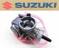 New Genuine Suzuki Carburetor 02-04 RM85 L Carb Fuel Gas OEM Mikuni #X150