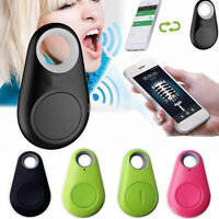 Mini Bluetooth Tracking Finder Device Tracker Locator For Car Motorcycle Pet Kid