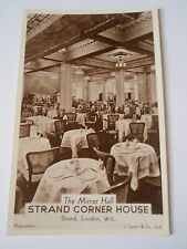 London Collectable Hotel & Restaurant Postcards