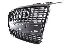 Audi Original A3 S3 S-line Kühlergrill Grill 8P4853651D VMZ Single Frame schwarz