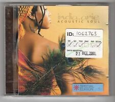 (GY871) India Arie, Acoustic Soul - 2001 CD