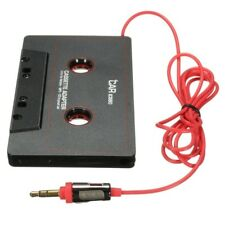 Car Cassette Tape Adapter MP3 CD Players Converter For iPod iPhone AUX 3.5mm
