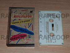 Maxi Exitos Los Joao Vamos A La Playa Ruben Rada (Cassette) MADE IN ARGENTINA