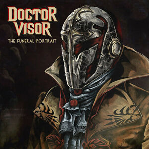 """Doctor Visor """"The Funeral Portrait"""" Darksynth / Synthwave (NEU / NEW)"""