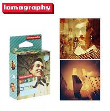 Lomography LOMO Redscale XR Negative 50-200 ISO Medium Format 120 Color Film