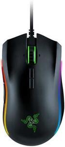 Razer Mamba Elite RZ01-02560100 Wired Gaming Mouse 16,000 DPI Optical Sensor