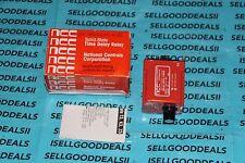 NCC National Controls T3K-00005-461 Time Delay Relay .05-5Sec 120VAC New