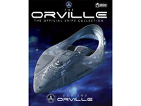 EAGLEMOSS Orville Official Ships Collection USS Orville ECV-197 PRE-ORDER NEW