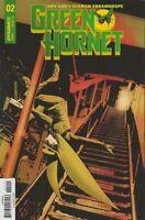 Green Hornet #2 Dynamite Comics 1st Print 2018 Unread NM