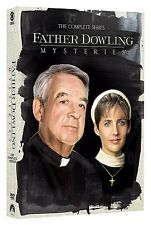 Father Dowling Mysteries: Complete TV Series Seasons 1 2 3 Boxed DVD Set NEW!
