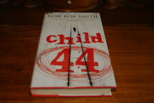 CHILD 44 BY TOM ROB SMITH-SIGNED COPY