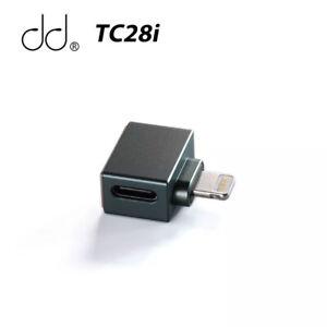 DD ddHiFi TC28i Lightning Male to Type C Female OTG Adapter
