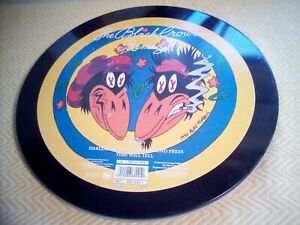 """The Black Crowes - Remedy - 12"""" Single in Tin. EX/EX 1990"""