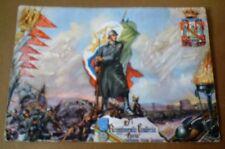 POSTCARD ITALY 27 REGGIMENTO FANTERIA 'PAVIA' 1918 - Italian eagle flag arms