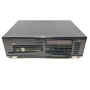 1990 Pioneer PD-Z970M 6 Disc Multi-Play Compact Disc Player Changer *Tested* VGC