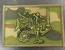 SPECIAL FORCES CLOTH PATCH, SASR, COMMANDO