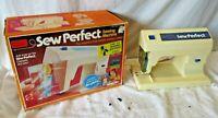 Vintage 1976 Mattel Sew Perfect Sewing Machine