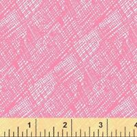 Windham Prints Hatch By Bread & Butter Pink 100% Quilting Fabric
