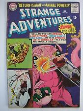 Strange Adventures #184 (Jan 1966, DC) [VG/FN 5.0]