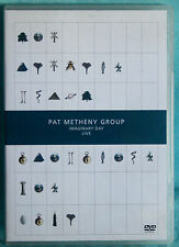PAT METHENY GROUP - IMAGINARY DAY LIVE - DVD N.00831
