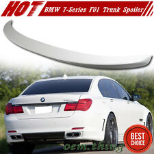 STOCK LA Painted Color #300 BMW F01 F02 7-Series D Trunk Spoiler 740Li 14 15