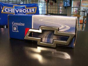 94-96 IMPALA SS Front Grille Bowtie logo chrome emblem OEM GM chevrolet