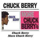 Chuck Berry - Chuck Berry/More Chuck Berry (2008)  CD  NEW/SEALED  SPEEDYPOST