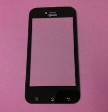 New LG MyTouch E739 LCD Digitizer Front Screen Outer Glass Lens (Glass Only)
