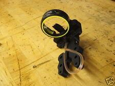 Toxonics Solo Trak 3 Pin Bow Sight - Black .019 Pins