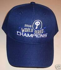 Philadelphia Phillies Navy 08 World Series Champs Hat