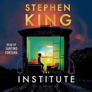 Stephen King: The Institute on 16 cds Unabridged audiobook