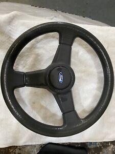 Ford Escort XR3i MK3 xr3 S1 turbo Steering Wheel