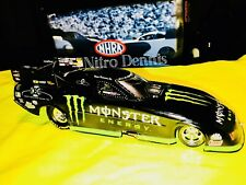NHRA KENNY BERNSTEIN 1:24 Diecast MONSTER Tommy Johnson JR NITRO Funny Car 2008