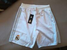 Adidas real madrid shorts pantalones tamaño 164 nuevo con etiqueta