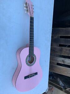 HERALD Pink guitar Model no.HL34PK lot CE281120K