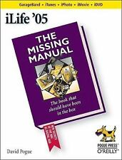 iLife '05: The Missing Manual-ExLibrary