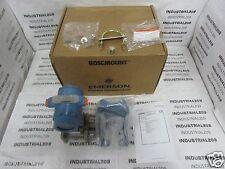 ROSEMOUNT PRESSURE TRANSMITTER 3051CD2A02A2AH2B1M5 NEW IN BOX