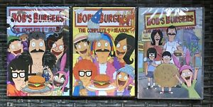 Bobs Burgers Seasons 8 9 And 10 DVD