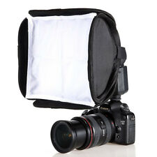 "Mini Portable 13"" 33 cm Softbox Diffuser f Photograph Flash Speedlite Speedlight"
