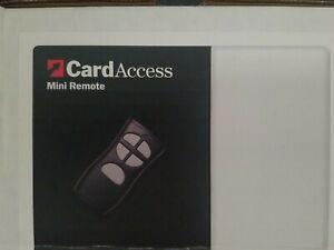 Control4 Card Access Mini Remote