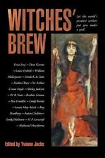 WITCHES' BREW - JOCKS, YVONNE (EDT) - NEW PAPERBACK BOOK