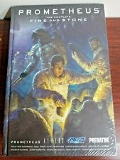 Prometheus: The Complete Fire And Stone Omnibus HC ISBN 9781616557720
