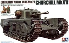 TAMIYA 1/35 British Churchill VII # 35210