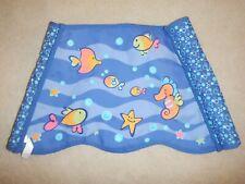 Fisher Price Aquarium Cradle Swing - Back Fabric Cover